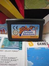 Game Boy Advance GBA:Les Freres Koala - Aventures en Australie [TOP] SEUL - Fr