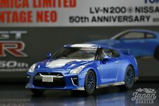 [TOMICA LIMITED VINTAGE NEO LV-N200a 1/64] NISSAN GT-R 50th ANNIVERSARY 2020 BL