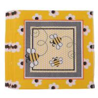 20x Einweg Servietten Papier Biene Servietten Baby-Dusche Party Deko 33x33cm