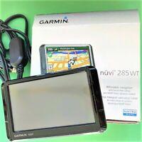 ORIGINAL OEM  GARMIN RINO 120 GPS GLASS LENS