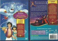 DVD - WALT DISNEY : ALADDIN / COMME NEUF - LIKE NEW