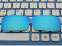 Ice Blue Polarized Lenses for-Oakley Gascan Sunglasses (Not Fit Gascan S)