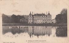 CANY 2 château cliché leclerc timbrée