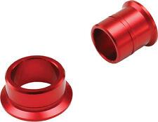 ZETA WHEEL SPACERS REAR (RED) Fits: Kawasaki KX250F,KX450F,KLX450R,KX250,KX125 S
