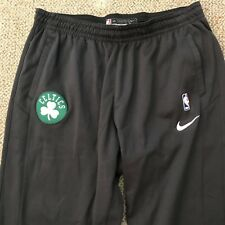 Nike Therma Mens Basketball Sweat Pants Gray Size 3XLT Tall NBA Boston Celtics