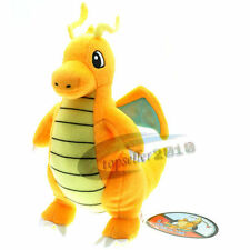"Pokemon Plush Toy Dragonite 9"" Cute Collectible Soft Stuffed Animal Doll Fwx"