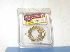 Constructo Boat Fittings Brass Wire 1mm x 1M No: 80033