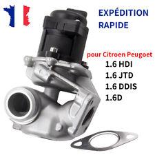 Vanne EGR pour Citroen C3 C4 C5 Peugeot 206 207 307 308 407 1.6HDI 1618NR 161859