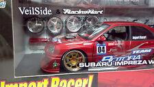 1:18 Subaru Impreza WRX STI tuning fast furious - JADA Import Racer - 3L 050