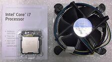 Intel BX80623I72700K SR0DG i7-2700K LGA1155 95W 8M Cache  3.50 GHz Open Not Used