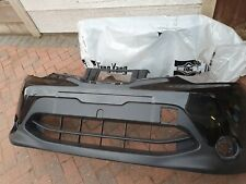 Nissan Qashqai front bumper With PDC from 2014 onwards painted (Slight damage)
