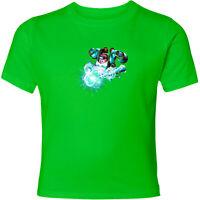 Nintendo Star Kirby Robobot Spark Men Women Video Game Crew Neck Unisex T-Shirt