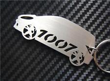 1007 CAR keyring keychain Schlüsselring porte-clés SPORT HDi LX DOLCE VTi 1.4 S