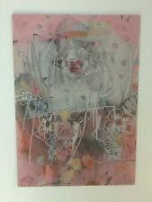 ANTONY MICALLEF. Exhibition invitation card, Lazarides gallery 2011
