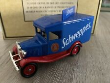 ** Lledo Schweppes Ford Model A Van ** #