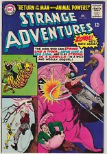 Strange Adventures 00006000  #184, Dc Comics 1966, Fn+/Vf Condition, 2Nd Animal Man