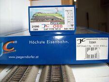Jägerndorfer Dosto CAT Set 4-tlg. 21090, 72301  DSS Digital