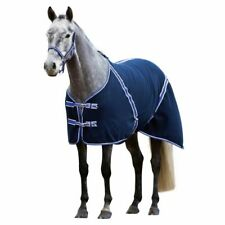 Kerbl Horse Blanket RugBe Classic Blue 125cm Breathable Sheet Cover Rug 323635