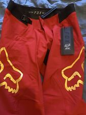 Fox Defend Pants RS MTB Chilli Size 30 2021 Collection