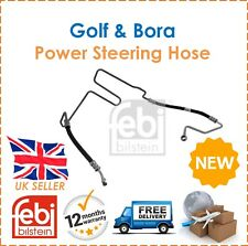 For VW Bora 1J2 1J6 & Golf 1J1 1J5 Febi Bilstein Power Steering Hose New