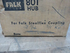 "Falk 80T hub #3 for steelflex coupling 2 3/4"" bore (12-P)"