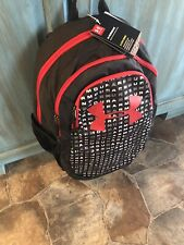 New!! Underarmour Storm Scrimmage (Water Resist.) Backpack!!!