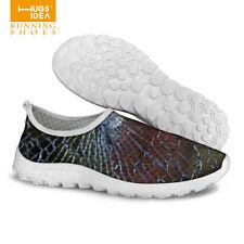 Men's Summer Slip On Casual Mesh Tennis Running Exercise Sneakers Runners Shoes