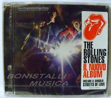 THE ROLLING STONES - A BIGGER BANG - CD Sigillato Italian Sticker