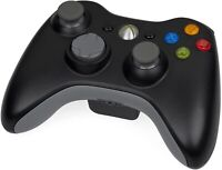 NEW Microsoft Xbox 360 Wireless Controller - Glossy Black 30 FT