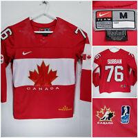 Nike PK Subban Team Canada IIHF Hockey Mens Medium Jersey