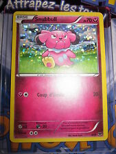 POKEMON NEUF PROMO SNUBBULL 8/12 2013 MACDO HAPPY MEAL MINT HOLO FRENCH NEUVE