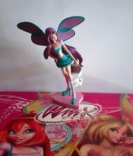 1 Mini Figure Bloom Winx Club Gomma 12 cm