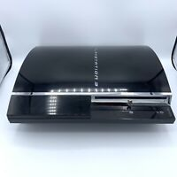Sony PlayStation 3 PS3 Fat 80GB Backwards Compatible CECHE01MG Console Only