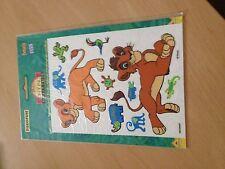 Disney's LION KING II SIMBA'S PRIDE Stickers
