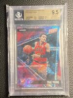 2019 Panini Trae Young Fathers Day 106/199 BGS 9.5 Rookie Card RC -Atlanta hawks
