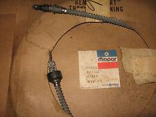 NOS Mopar 1963-68 Dodge 100 200 2WD or 4WD pickup right rear park brake cable