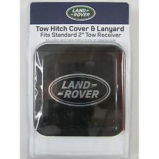 "LAND ROVER TOW  HITCH COVER RECEIVER 2"" PLUG LR3 LR4 RANGE SPORT VPLWY0084"