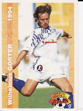 N°156 GORTER # NEDERLAND SM.CAEN CARTE PANINI FOOTBALL FRANCE CARDS 1994