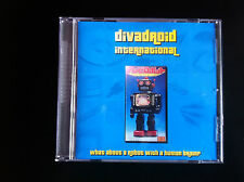 Divadroid International, Vulgar Unicorn, Pineapple Thief, No.xx of 500, megarar!