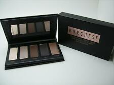BORGHESE NIB $29 ECLISSARE COLOR ECLIPSE 5 SHADES OF TORRID EYE SHADOW PALETTE