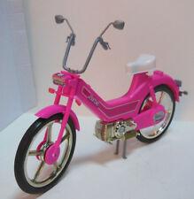 Barbie Motorino Motorbike Mattel 1983 Made in Hong Kong No Box