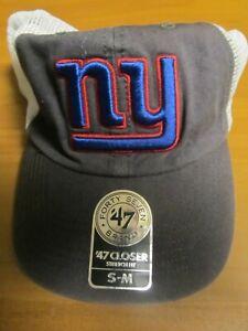 NFL New York Giants Small Hat 47 Brand