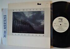 WIM MERTENS Close Cover EXC 1986 WINDHAM HILL LP Promo w/ Press Kit SOFT VERDICT
