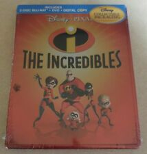 New Disney Incredibles VMB Blu-ray/DVD (like Steelbook) Futureshop Exclusive