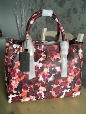 GUESS FLORAL HANDBAG BNWT & DUSTBAG RRP £110