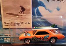 JOHNNY LIGHTNING 70 1970 DODGE DART SURF RODS OAHO WAHOOS COLLECTIBLE CAR