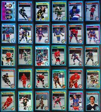 1979-80 Topps Hockey Cards Complete Your Set You U Pick From List 1-132