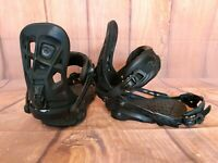 snowboard bindings size L/XL ROME 390 BOSS #London 1089