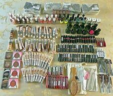 Lot 200 Pcs Mixed Makeup, Accessories, Polish, Revlon, Almay, Hansen + New