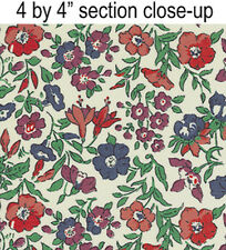Liberty London Fabrics, 1/4 YD, PRECUT, 1035d